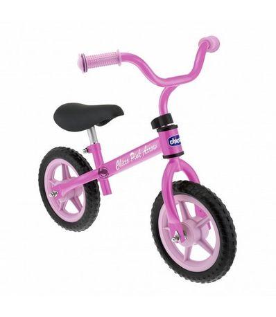 Bicicleta-de-Aprendizagem-Chicco---Rosa
