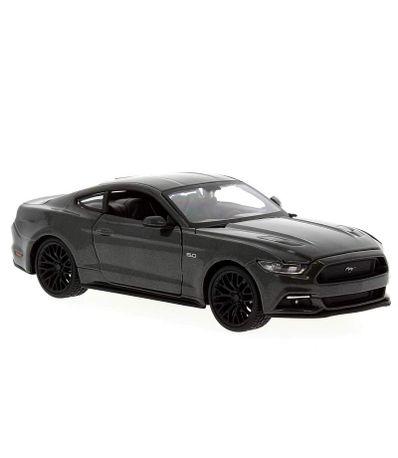Coche-Miniatura-Ford-Mustang-2015-Escala-1-24