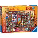 pecas-do-puzzle-The-Red-Box-1000--Thompson-