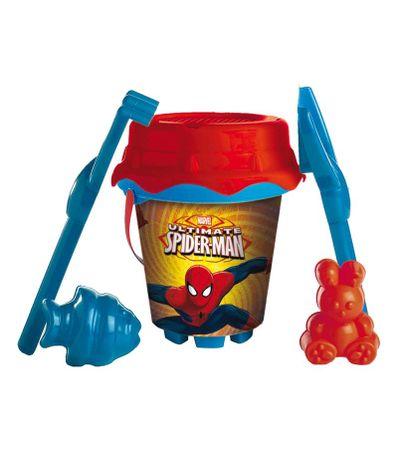 Spiderman-Praia-Set