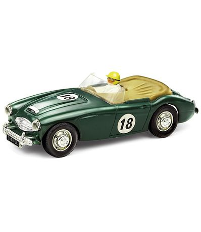 Coche-Slot-Scalextric-Austin-Healey-Super-Vintage-Escala-1-32