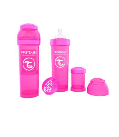 Biberao-Twistshake-Anti-colica-330ML-Rosa