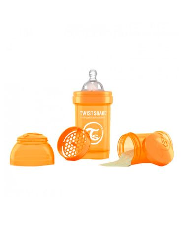 Biberao-Twistshake-Anti-colica-180Ml-Laranja