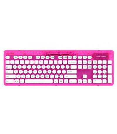 Teclado-Wireless-Rock-Candy---Rosa--Pc-Mac-