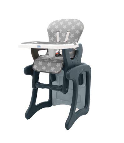 Trona-convertible-en-mesa-y-silla-Activity-Estrellas-Gris