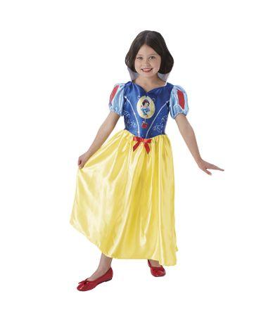 Branca-de-Neve-Disfarce-Fairytale-Tam-3-4-Anos