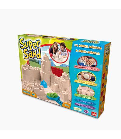 Super-Sand-Castillo