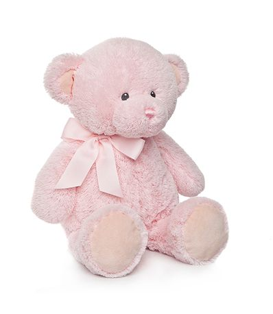 Peluche-Baby-Oso-Rosa-43-cm