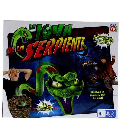 La Joya de la Serpiente Juego