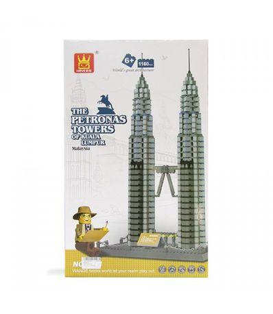 Bloques-Torres-Petronas-3D