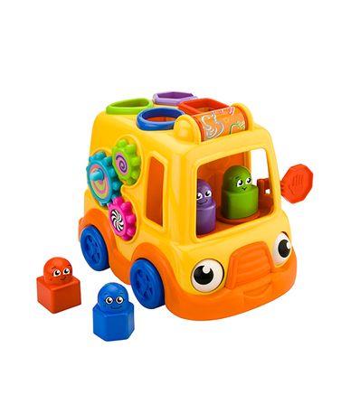 Autobus-actividades
