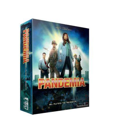 Juego-Pandemia