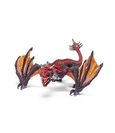 Figura-de-Dragon-Luchador