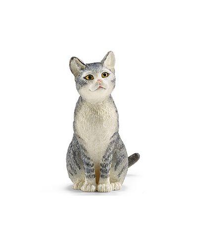 Figura-gato-sentado
