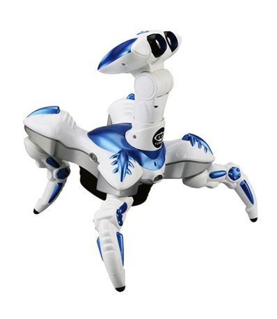 Robot-Quadrupedo-Alienbot