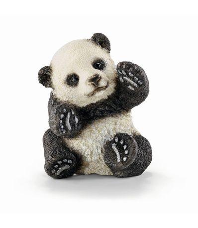Figura-de-Oso-panda-jugando