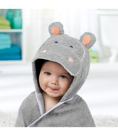 Toalla-bebe-con-capucha-Animales-divertidos