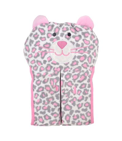 Toalha-Bebe-com-Capuz-Leopard-Just-Born