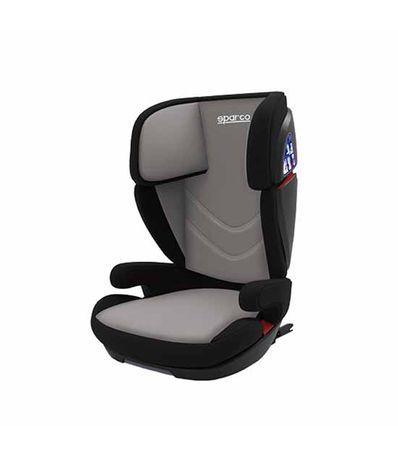 Cadeira-de-Auto-F700I-Isofix-Grupo-2-3-Gris