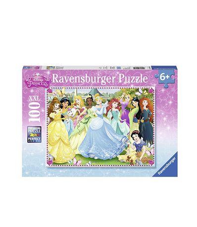 Puzzle-XXL-de-las-Princesas-de-100-piezas
