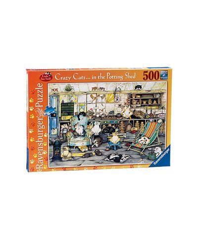 Crazy-Cats-puzzle-500-pecas