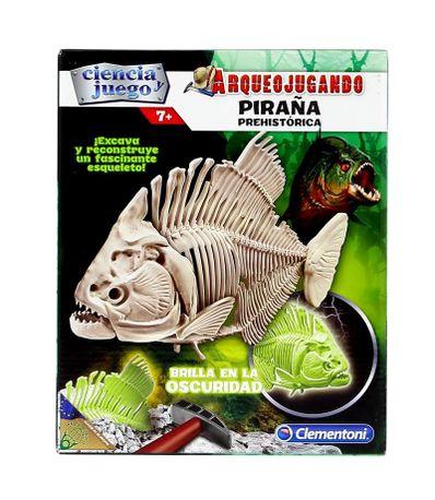 Piraña-Fluorescente