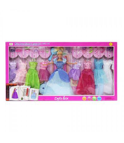 Muñeca-con-vestidos