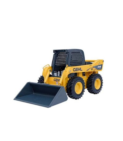 Mini-Cargadora-Miniatura-GEHL-7810E-Escala-1-25