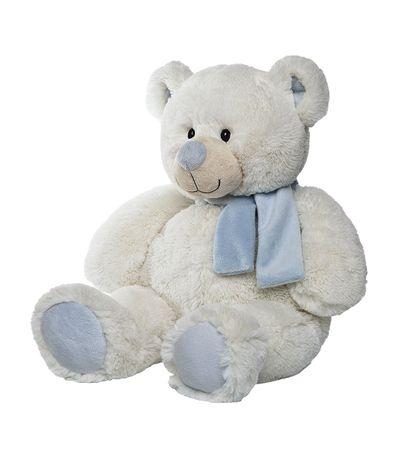 Urso-de-peluche-azul-do-lenco-40-cm