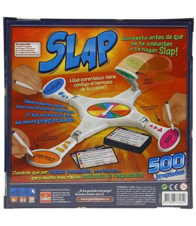 50% off order online presenting Juego Slap