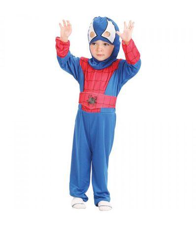Disfraz-de-Superheroe-Araña