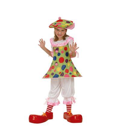Disfarce-de-Palhaca-Infantil-Tamanho-6-8-Anos