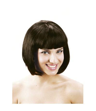 Curto-Preto-peruca