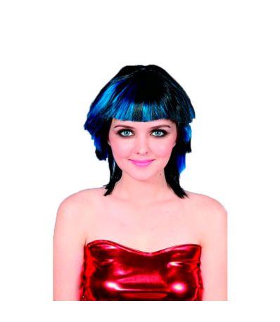 Peluca-Corta-Azul-y-Negro