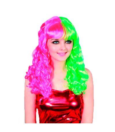 peruca-Curly-em-rosa-e-verde