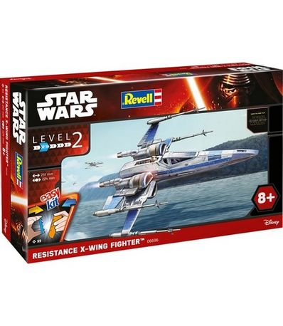 Star-Wars-Maqueta-Caza-X-Wing-Resistance