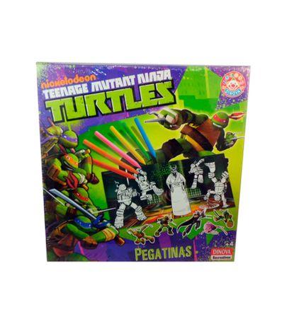 Tortugas-Ninja-Pegatinas