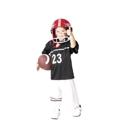 Quarterback-Crianca-traje-Tamanho-10-12-anos