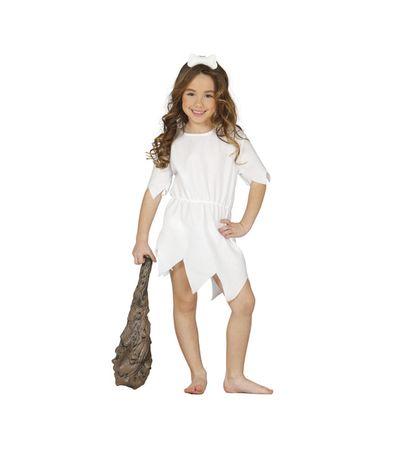 Disfraz-de-Mujer-Troglodita-Infantil