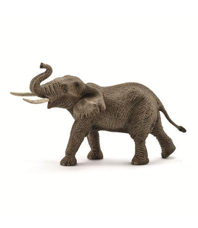 Figura-de-Elefante-Africano-Macho