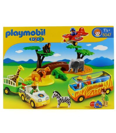 Playmobil-123-Gran-Safari-Africano