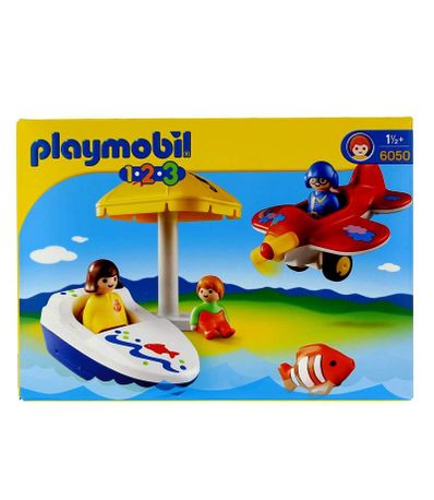 Playmobil-123-Diversion-en-Vacaciones
