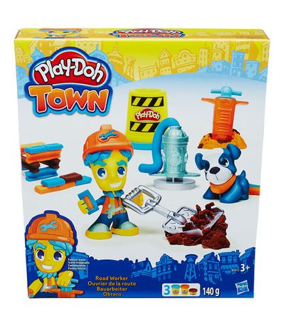 Play-Doy-Figura-y-Mascota-Town