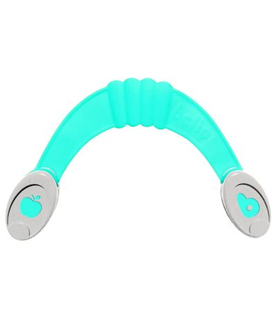 Pinzas-clip-para-convertir-servilletas-en-baberos-azul