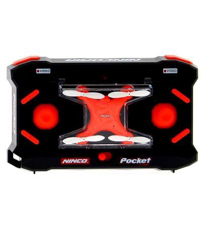 Drone-Pocket-Cam-Vermelho