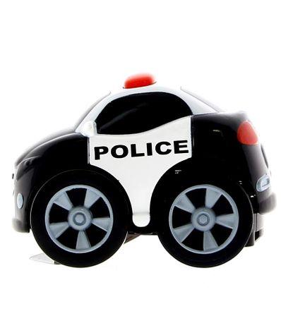 Carro-de-policia-eletronico-Stunt-Car