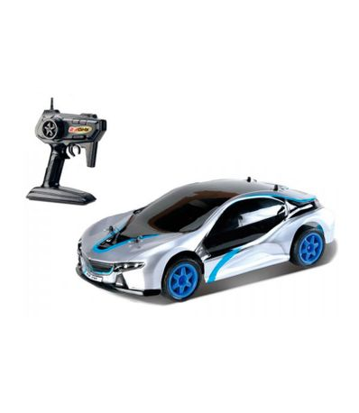 Coche-RC-Super-G-Plata-Escala-1-10