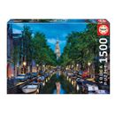 Puzzle-Canal-Amsterda-1500-pecas