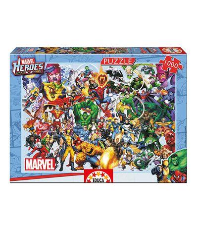 Los-Vengadores-Puzzle-1000-Los-Heroes-de-Marvel