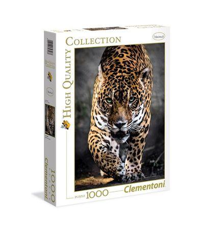 Puzzle--Jaguar-de-Passeio-1000-pecas